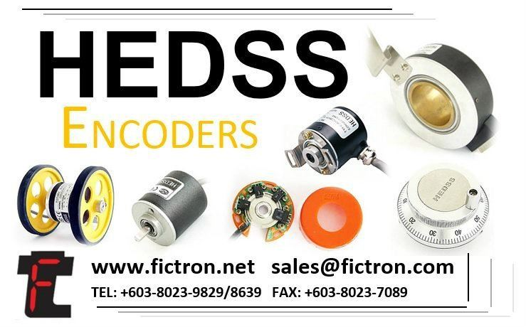 HEDSS ENCODER NEW SUPPLY BY FICTRON INDUSTRIAL SUPPLIES SDN BHD