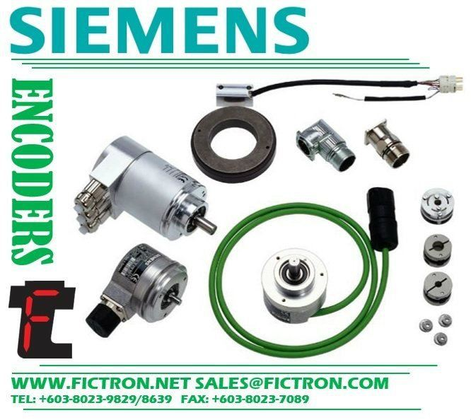 SIEMENS ENCODER NEW SUPPLY BY FICTRON INDUSTRIAL SUPPLIES SDN BHD