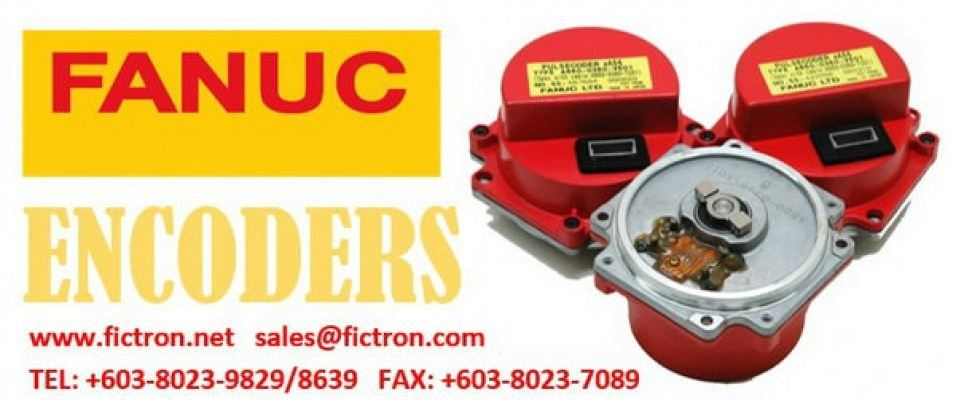 FANUC ENCODER NEW SUPPLY BY FICTRON INDUSTRIAL SUPPLIES SDN BHD