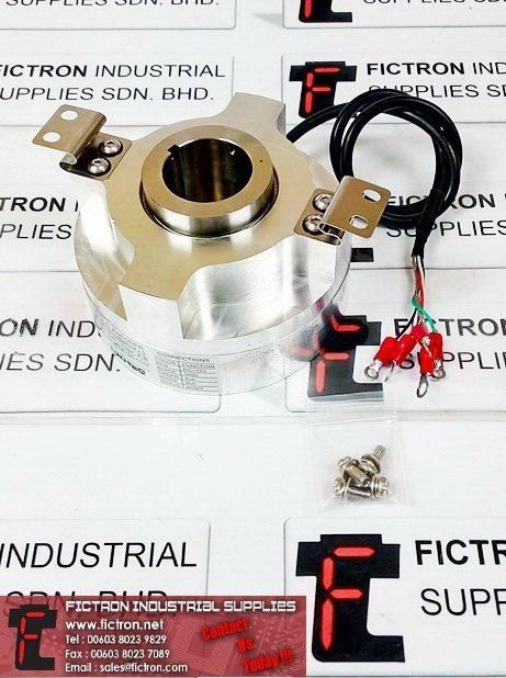 UNITEC ROTARY ENCODER NEW SUPPLY BY FICTRON INDUSTRIAL SUPPLIES SDN BHD