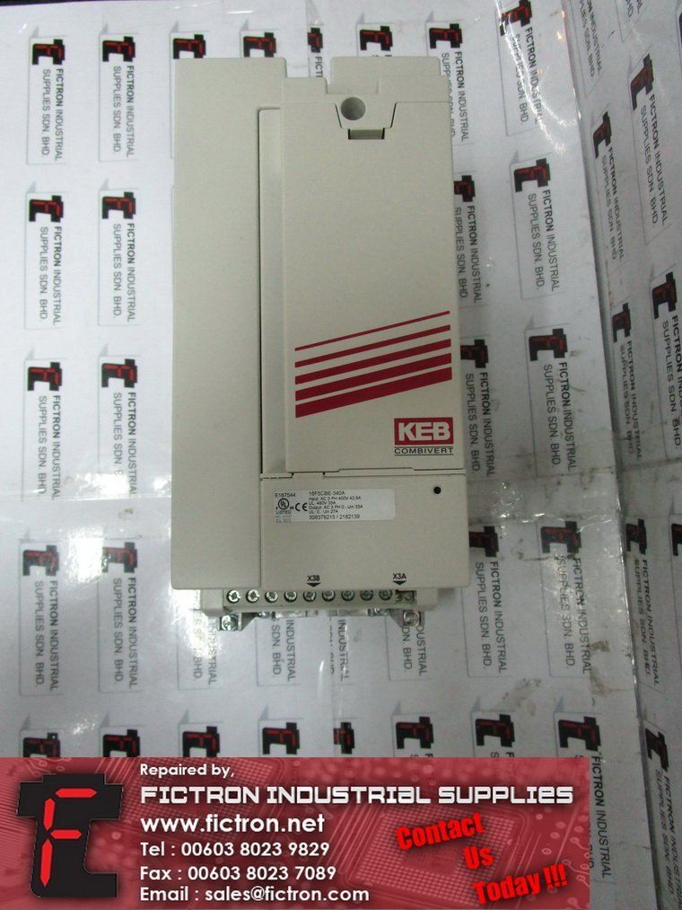 Fictron IS KEB KARL MAYER DRIVE INVERTER AUTHORISED REPAIR CENTER