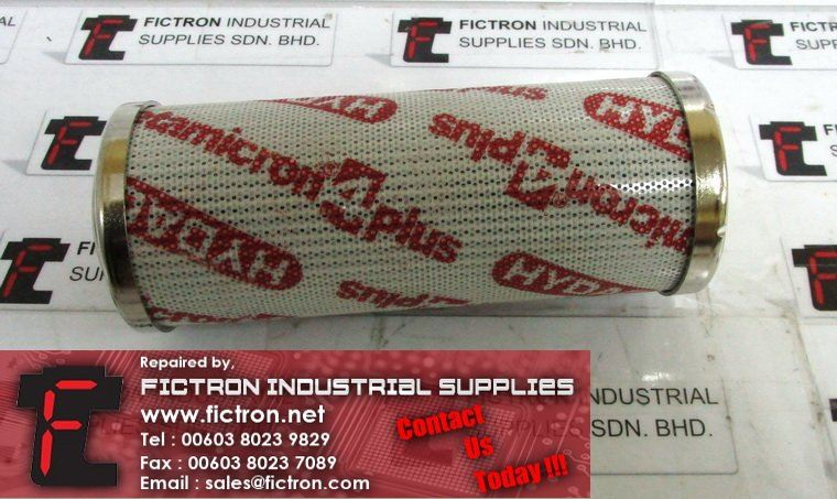 HYDAC RETURN LINE FILTER Supply by Fictron Malaysia Singapore Thailand Indonesia
