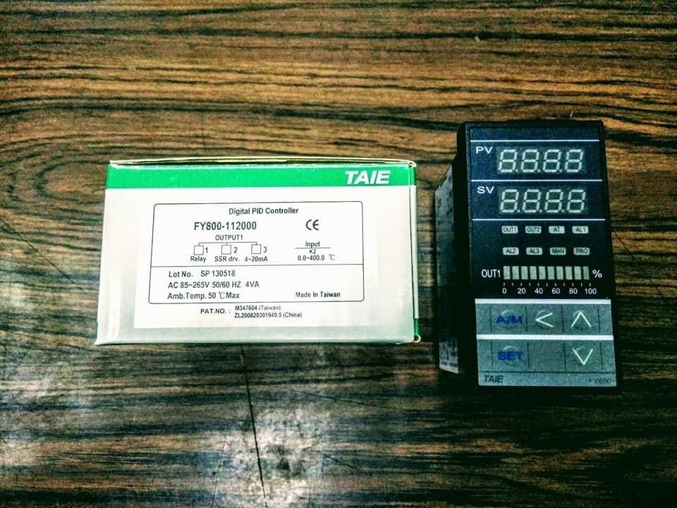 TAIE Temperature Controller FY800