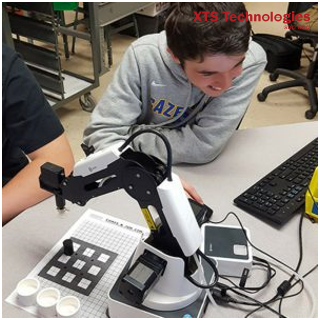 5️⃣ Reasons Why Robotics Should Be Include in the Classrooms. 🤔 XTS Tech