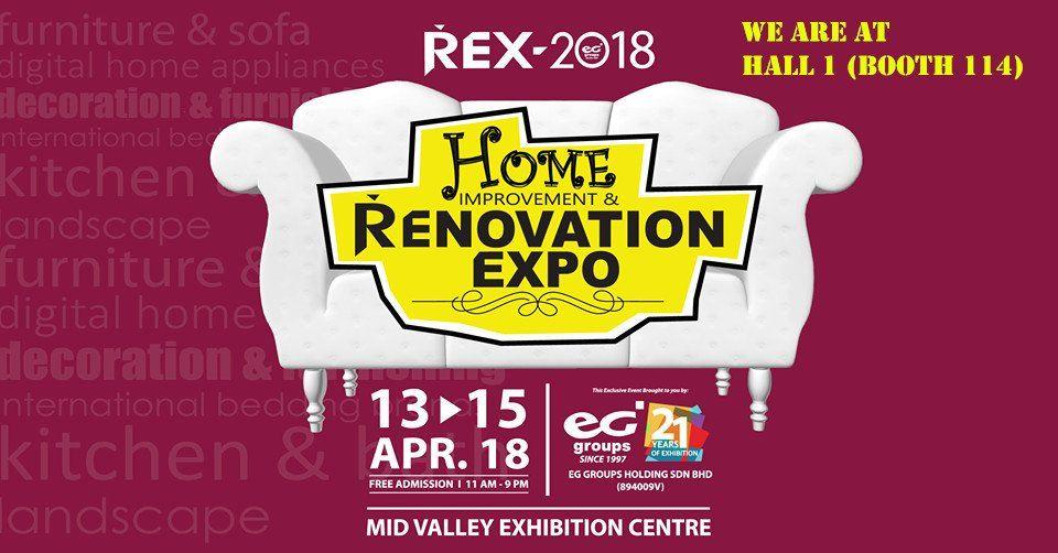 Rex 2018 - April