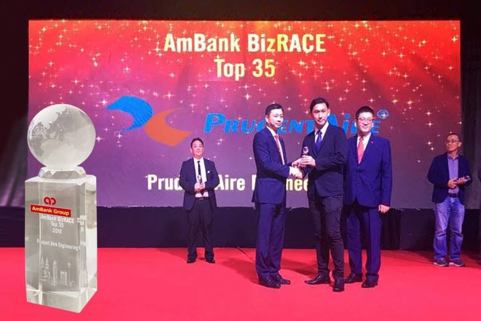AmBank BizRACE 2018 - Top 35 SMEs