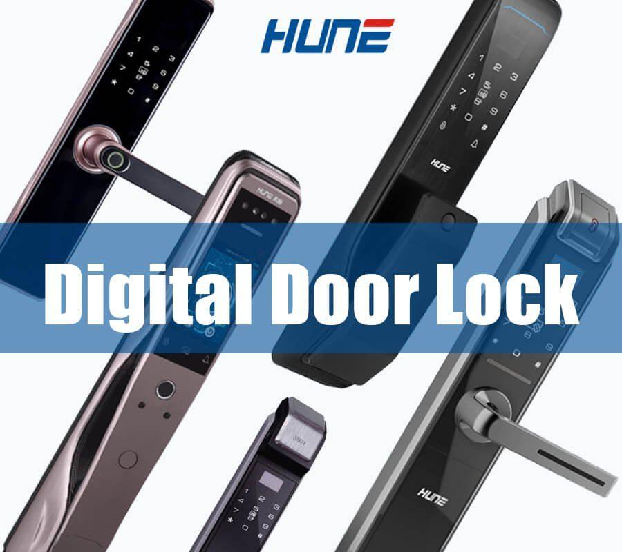 HUNE Digital Door Lock