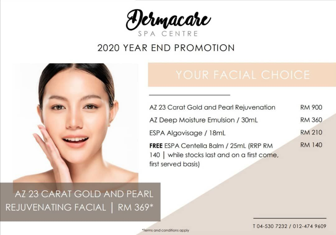 2020 YEAR END PROMOTION