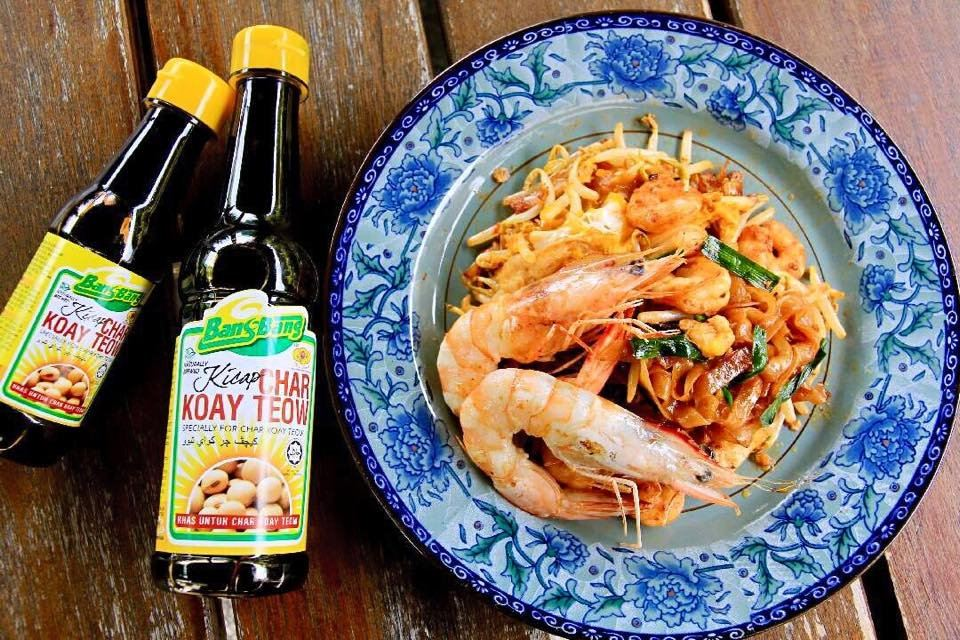 Penang Famous 'Char Koay Teow' Source