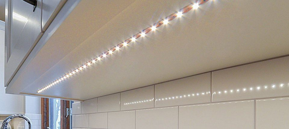 "Do you know how ""Lighting"" can make a different to your Kitchen Cabinet?"