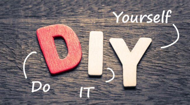 What is D.I.Y.?