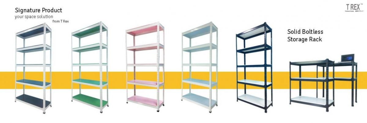 Road to 11.11 Boltless Storage Rack Final Call