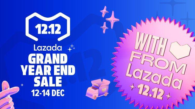 Lazada 12.12 Year End Sale