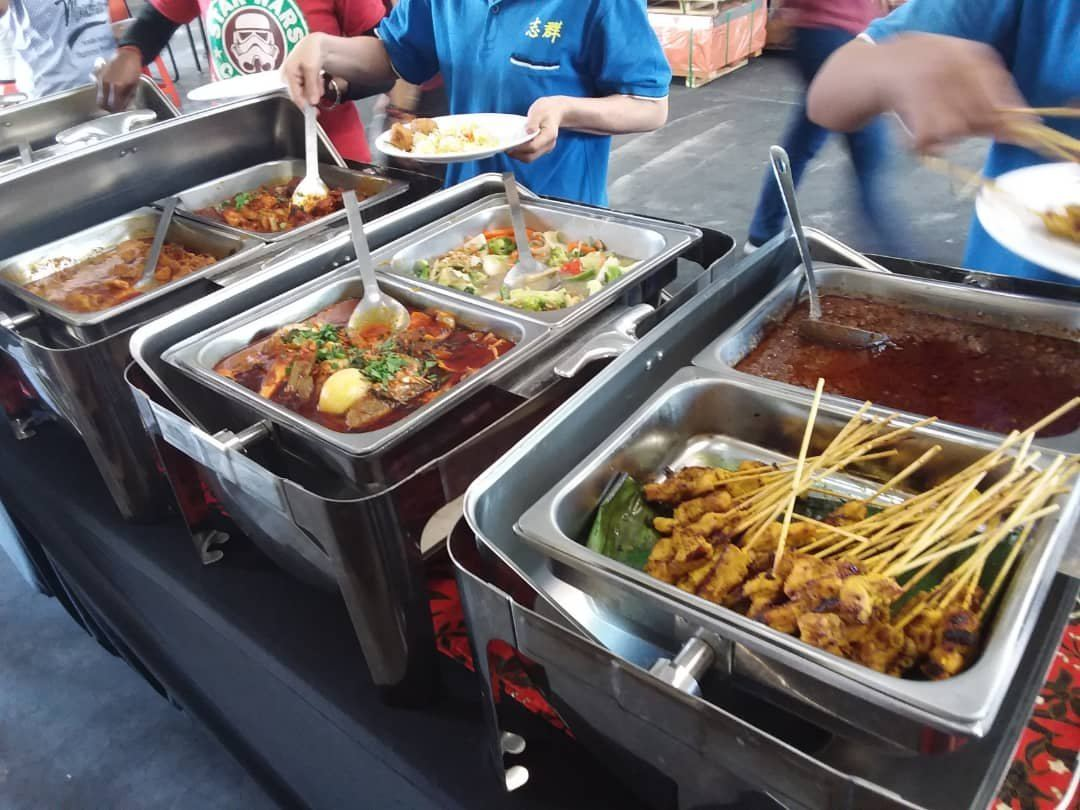 COMPANY ANNUAL LUNCH BUFFET