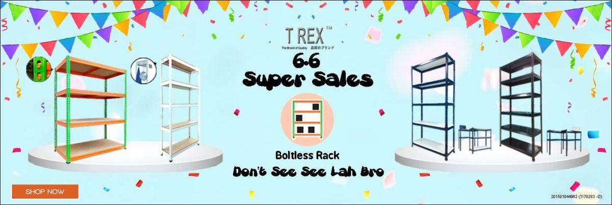SHOPEE 6.6 SUPER SALES