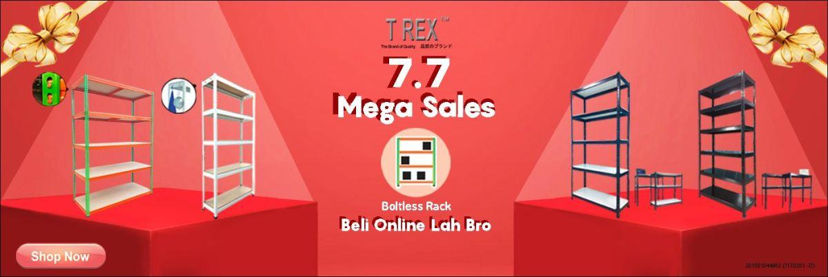 HELLO,  IT'S 7.7 MEGA SALES