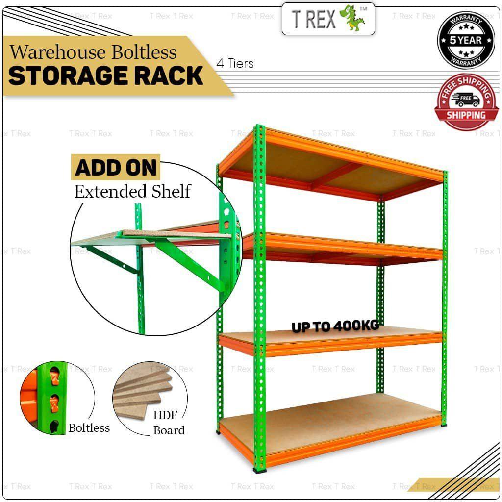 Hottest Warehouse Rack