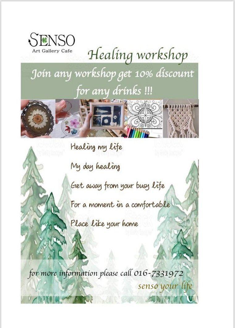 Senso Healing Workshop