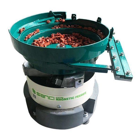What Is Vibratory Bowl Feeder