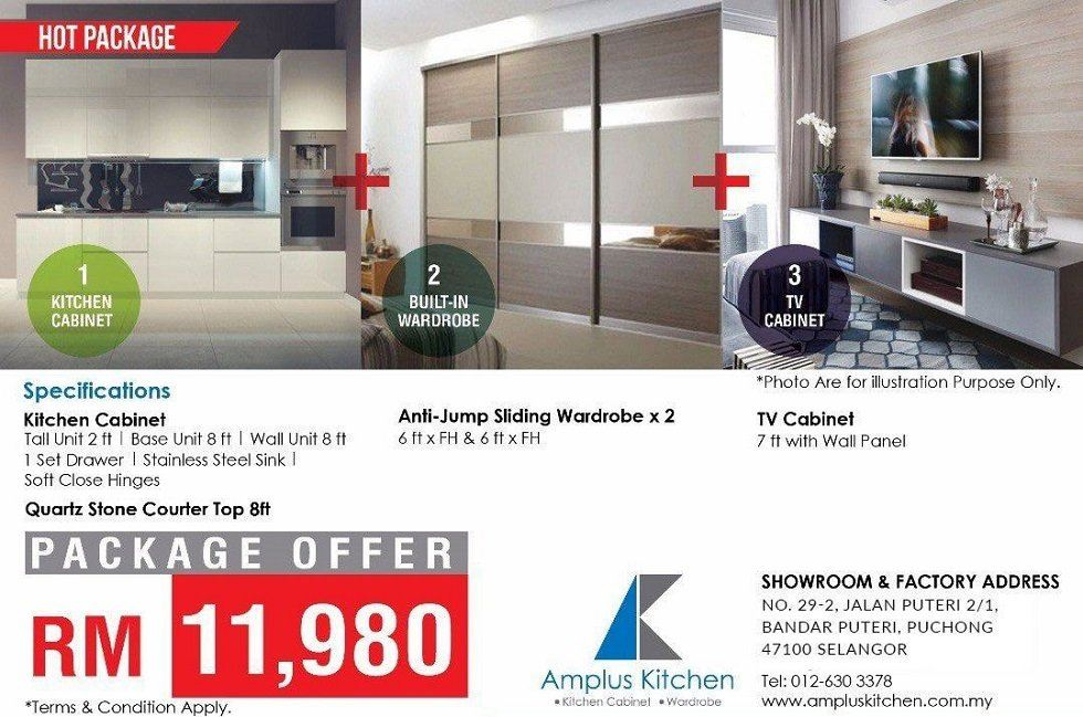 Hot Package Offer RM 11,980