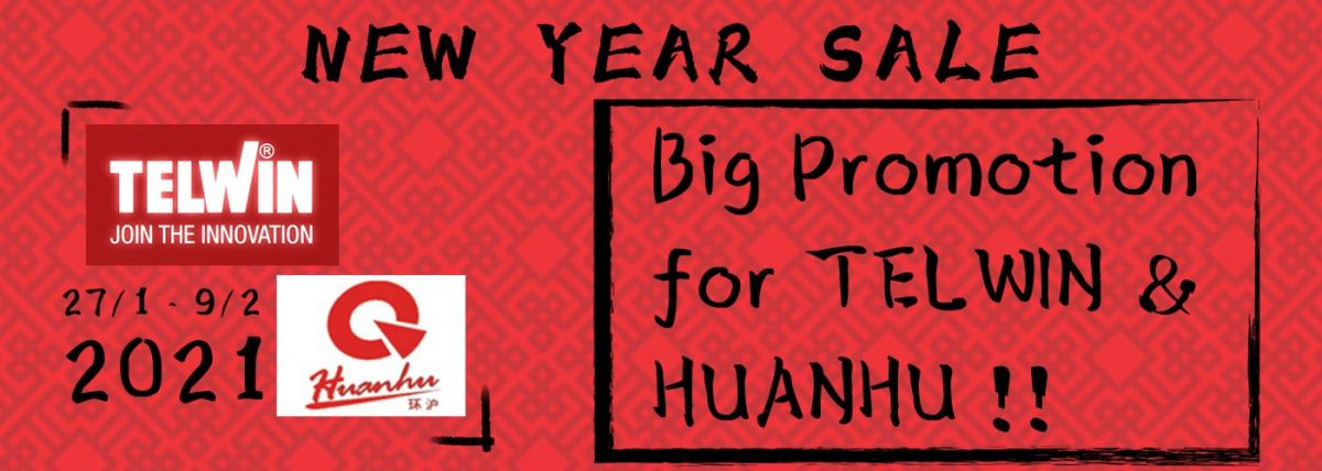 CHINESE NEW YEAR SALE
