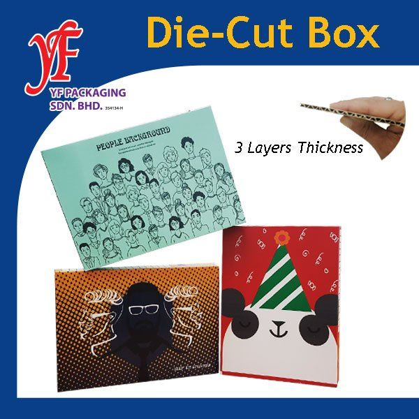 Die-cut Box 18