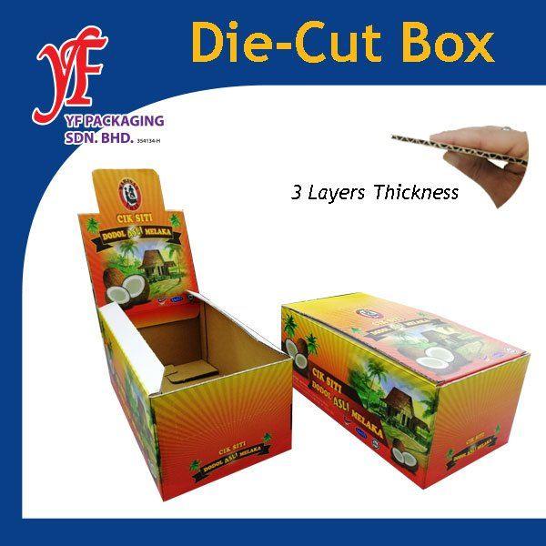 Die-cut Box 25