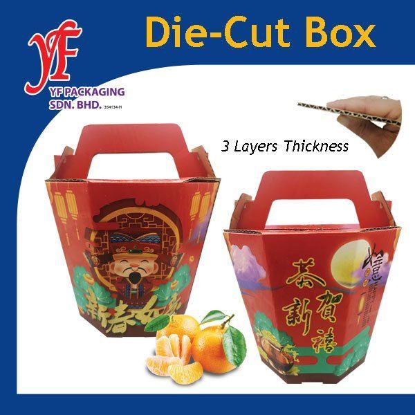 Die-cut Box 29