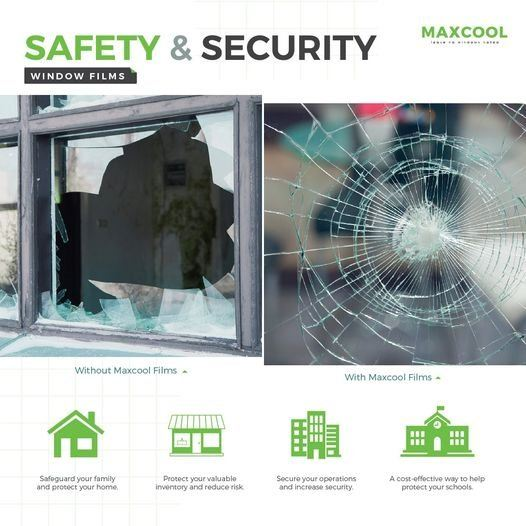 What is Safety & Security Film?