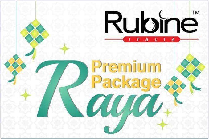 Rubine Raya premium package