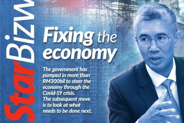 Exclusive - Revitalising and reforming the economy