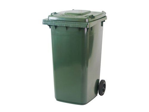 240 Liter Plastic Dustbin /Mobile Waste Bin/Mobile Garbage Bin/Recycle Bin /Fibre Mobile Bin
