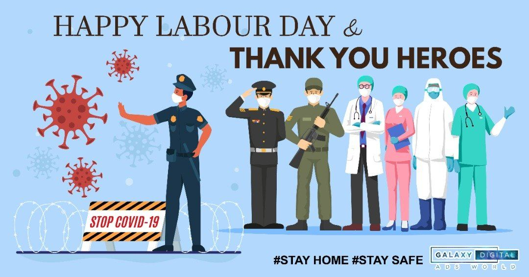 Happy Labour Day!