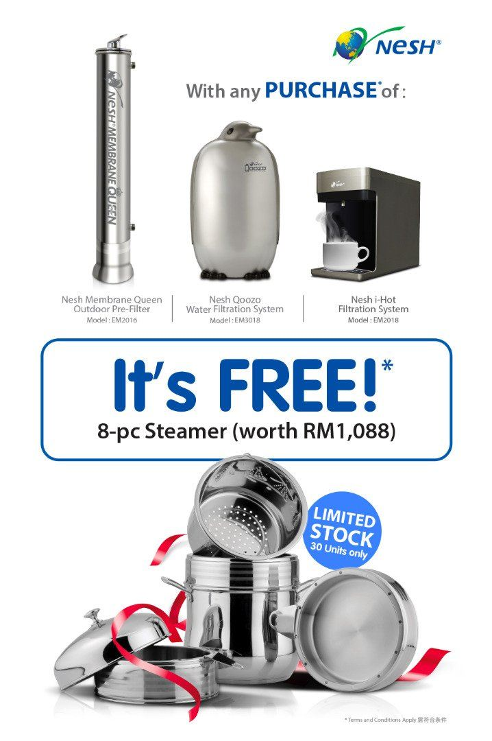 Latest Promotion Free Gifts
