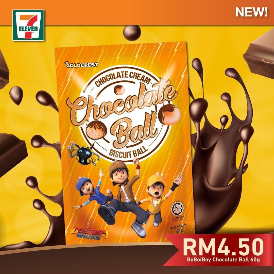 Boboi Boy Chocolate Ball