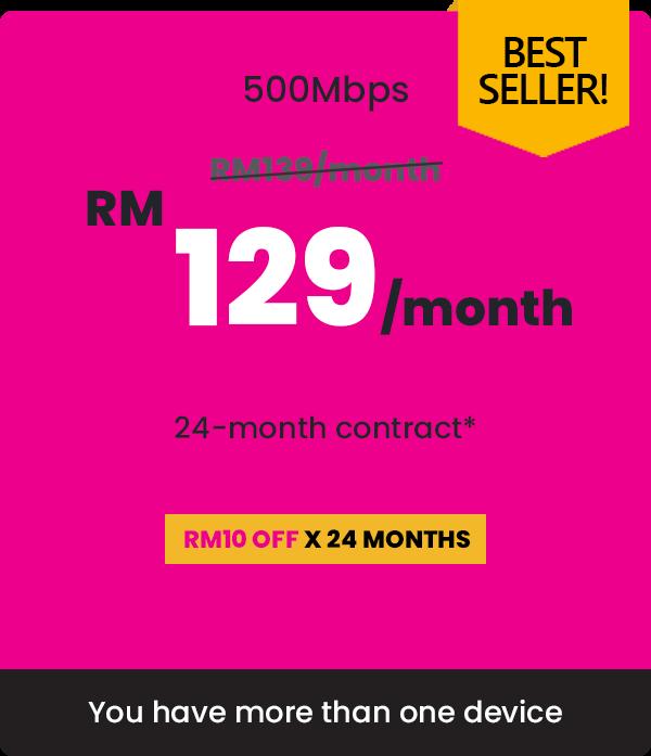 RM 10 OFF x 24 MONTHS