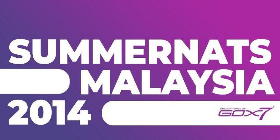 Summernats Malaysia 2014