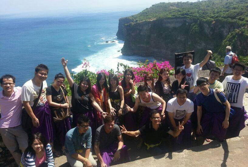 Company Trip @ Bali