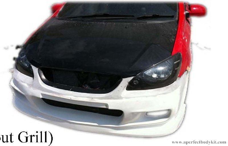 Hyundai Getz (I Style) Front Bumper