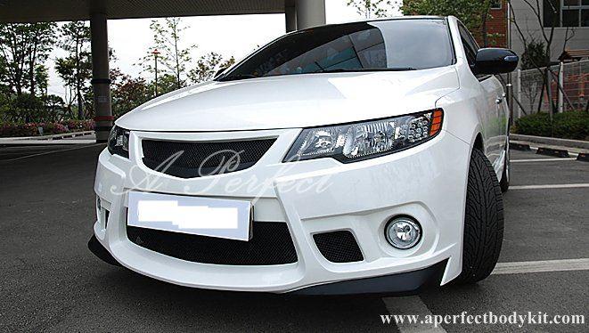 Kia Forte NF Style Front Bumper