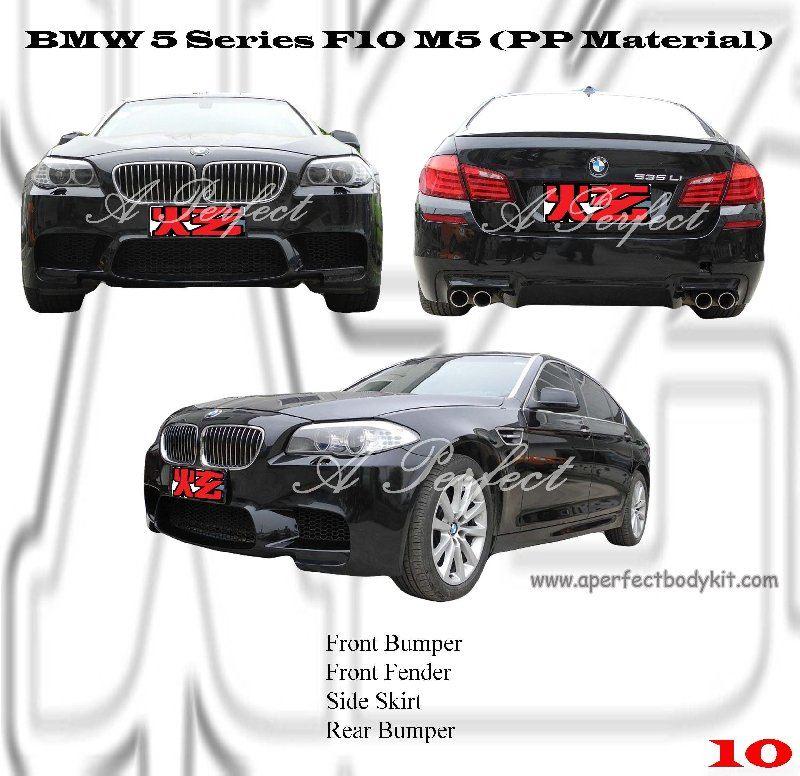 BMW 5 Series F10 M5