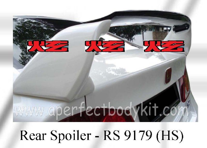 Honda Civic 06 Rear Spoiler (HS)
