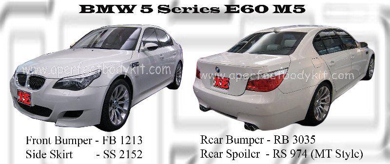 BMW 5 Series E60 M5