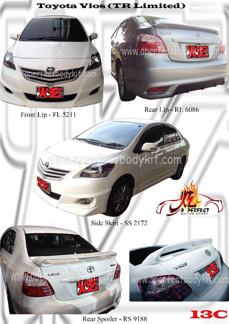 Toyota Vios TR Limited