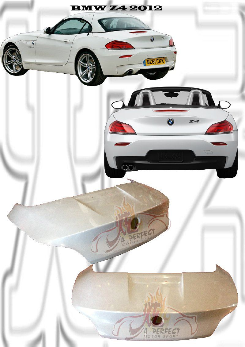 BMW Z4 2012 Ori Used Rear Boot For Sale