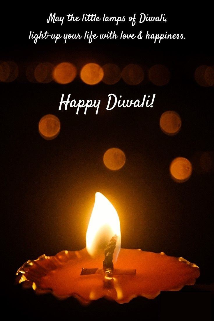 Happy Deepavali to all my customers and staffs.