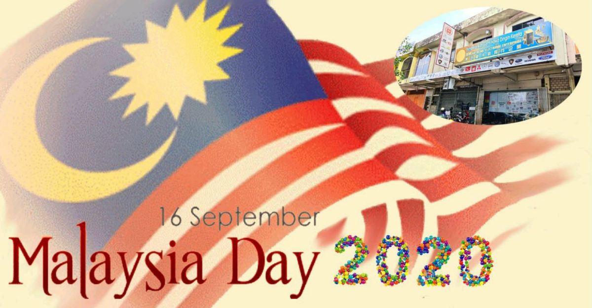 Happy Malaysia Day ~