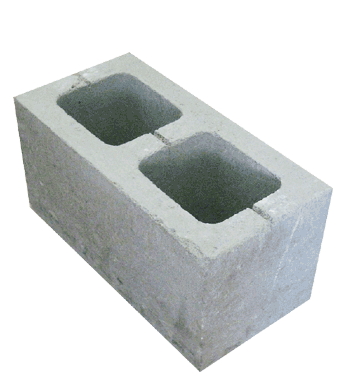 CONCRETE BLOCK 190