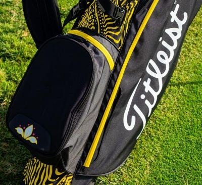 Limited Ediyion Black Collection Stand Bag!