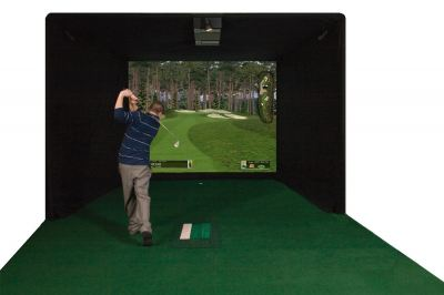 The Golf Simulator in your home, office,sports clubs,lounge and bar is possible today with us!